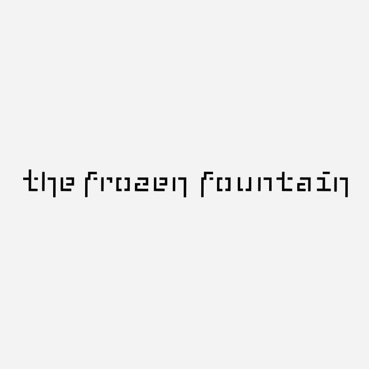 The Frozen Fountain